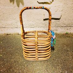 Raoulette by LaRabota Upcycle, Picnic, Basket, Vintage, Decor, Decoration, Decorating, Upcycling, Upcycled Crafts