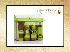 Macadamia LUXE REPAIR KIT zestaw