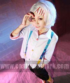 Tokyo Ghoul cosplay costumes Juuzou Suzuya clothing
