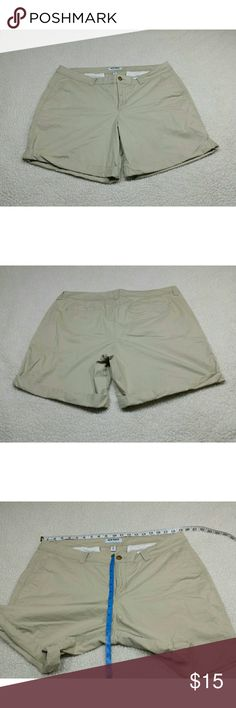 Old Navy size 16 shorts Old Navy brown shorts Old Navy size 16 shorts Old Navy brown shorts Old Navy Shorts