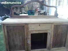 Muebles antiguod on pinterest antique wardrobe ideas - Milanuncios muebles antiguos ...