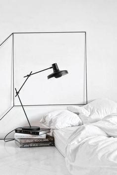 . I must say, I'm crazy about monochrome interiors. The use of black and white in ...