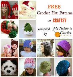 Get thousands of FREE crochet patterns on Craftsy! Learn how: http://www.myhobbyiscrochet.com/2014/11/visit-craftsys-free-crochet-patterns.html #crochet #freepatterns