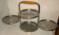 Vintage Art Deco CHASE Chome & Bakelite by PastPossessionsOnly, $125.00