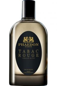 Tabac Rouge Phaedon for women and men