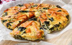 Baked Frittata, Sweet Potato Frittata, Sweet Potato Slices, Frittata Recipes, Egg Recipes, Light Recipes, Cooking Recipes, Potato Recipes, Cooking Ideas