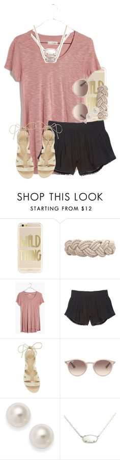 """shopping with my big sis"" by ellaswiftie13 ❤ liked on Polyvore featuring Swell, Madewell, Victoria's Secret, Rebecca Minkoff, Ray-Ban and Kendra Scott"