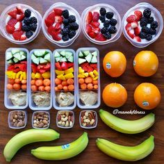The snack is a topic that is talking about nutrition. Is it really necessary to have a snack? A snack is not a bad choice, but you have to know how to choose it properly. The snack must provide both… Continue Reading → Lunch Meal Prep, Healthy Meal Prep, Healthy Snacks, Healthy Recipes, Diet Recipes, Lunch Recipes, Lunch Meals, Work Meals, Cooking Recipes
