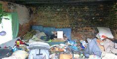 Bezdomovci v Doubravecké