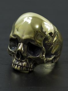 Lunatic Nights: QUETZAL [Thanatos ring antiques and silver accessories/silver axe / silver / Silver 925 / / silver / Quetzal/ring / ring / men 's/skull ring and skull Skull Jewelry, Jewelry Rings, Jewellery, Mens Skull Rings, Masonic Jewelry, Biker Rings, Engagement Rings For Men, Global Market, Silver Accessories