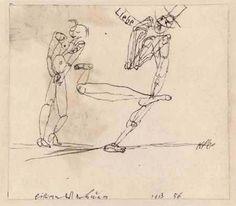 Paul Klee - Listige Werbung