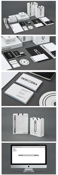 Deskidea Branding by Larsson-Duprez