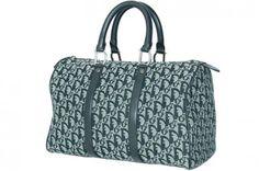 Christian Dior Trotter Boston Bag