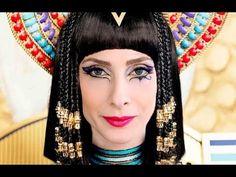 Katy Perry Dark Horse Make-up Tutorial - YouTube