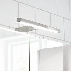 Belysning LED nite 305 krom