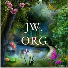 Jehovah's Witnesses: Our official website provides online access to the Bible, Bible-based publications, and current news. Jehovah Paradise, Jw Jokes, Caleb Y Sofia, Jehovah S Witnesses, Jehovah Witness, Paradise Pictures, Jw Gifts, Bible Truth, Set You Free