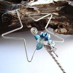 Ballerina Fairy Magic Wand Moonlight Bower | Thyme2dream - Jewelry on ArtFire    Fairy wand
