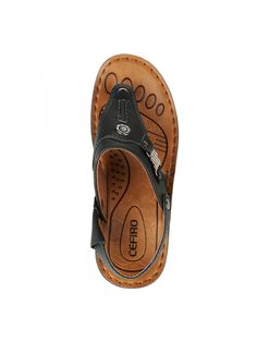 That are the most comfortable sandal on earth. Is just like walking on a cloud. Every day wears sandal.  I enjoy wearing this sandal. Very comfortable, fit is true to sizing. Rugged, refined, and ready for nights out or camping, this full-grain PU-and-synthetic slide gives you comfort in a hip, casual style.