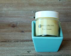 luxury meets organic ... Eye Cream ...  1 oz /15 ml ... Our best seller is luxurious and rich, full of organic Vitamin E that acts as an antioxidant. Our cream soothes and relaxes the area of skin beneath your eyes. Camellia oil offers UV protection properties and jojoba and sweet almond moisturize and hydrate.