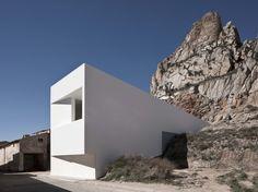 Ein Haus fast ohne Fenster? | mapolis | Architektur – das Onlinemagazin für Architektur