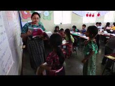 Mayan Families - Claudia's Story - Video about student Claudia and the Mayan Families student sponsorship program.