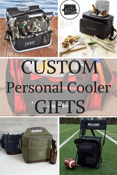It's almost summer and you're checking off your wedding prep list. Got gifts for your bridal party yet? Give your best man, maid or matron of honor, groomsmen and bridesmaids a gift they can use all summer long. Give them a personal canvas cooler personalized with their name or initial to use for all of their outdoor activities this summer. These coolers can be ordered at http://myweddingreceptionideas.com/personalized-lunch-picnic-beer-wine-coolers.asp