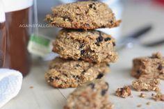 Breakfast Cookies (Paleo, SCD) - Against All Grain - Award Winning Gluten Free Paleo Recipes to Eat Well & Feel Great #freezercooking #paleo #glutenfree