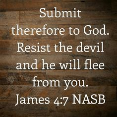 Submit to God and get Gods Results