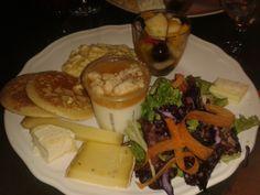 Lunch Café cousu