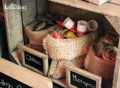 www.kamalion.com.mx - Candy Bar / Mesa de Dulces / Postres / Country / Vintage.