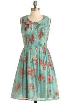 Knitted Dove Beauty by the Bay Dress | Mod Retro Vintage Dresses | ModCloth.com