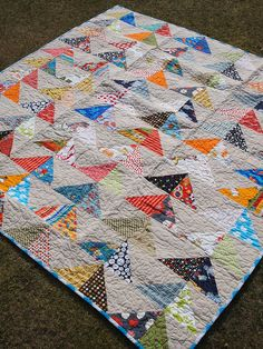Baby quilt for A&B