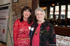 Martha A. Mills (on the right), my student in Connected Education MA in Media Studies online program at the New School for Social Research, 25 years ago; retired Supervising Judge in the Circuit Court of Cook County Parentage and Child Support Court, Illinois