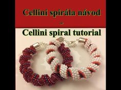 (2) Cellini spirála video návod / Cellini spiral tutorial - YouTube
