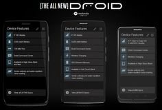 Motorola Droid Ultra, Maxx, and Mini Full Specifications