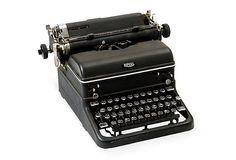 Vintage Royal Typewriter - I learned to type on one of these!!