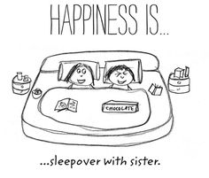 home (sleepover) / family (sister) My Sister Quotes, Sister Poems, Sister Birthday Quotes, Sister Friends, True Friends, Happy Birthday, My Sweet Sister, Love My Sister, Best Sister