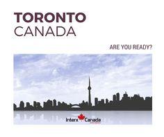 A moderna cidade de #Toronto é um dos destinos mais procurados para estudar inglês. Entre em contato, preços imperdíveis para 2017! info@interxcanada.ca