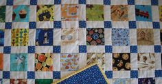 Here's how to make an I-Spy version of the Disappearing Nine-Patch. It's SO EASY, but it looks like you spent FOREVER on it! I am assumi...
