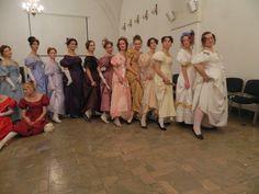 Ms.Nelly świat kostiumów :): Bal Listopadowy 1830/ A night in 1830s