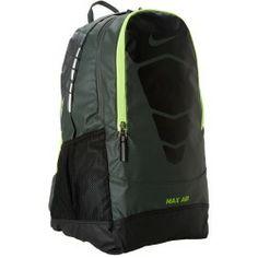 a9579ff4cc Sales Nike - Vapor Max Air Backpack (Dark Mica Green Black Dark Mica