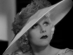 "screencapped-movies-tv: ""Jean Harlow in The Girl from Missouri (1934). """