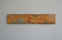 Wall hanger Summer Wall Hanger, Handicraft, Objects, Summer, Handmade, Craft, Summer Time, Hand Made, Gift Crafts