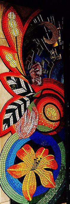 Marvelous mosaic.♥..¸¸.•♥•