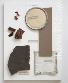 warm welcome Pure & Original Inspiration Wall, Interior Design Inspiration, Home Interior Design, Interior And Exterior, Lime Paint, Mood And Tone, Latte Macchiato, Paint Swatches, Interior Paint Colors