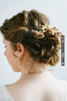 wedding hair ideas | CHECK OUT MORE IDEAS AT WEDDINGPINS.NET | #weddinghair