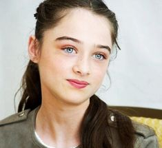 Fish cast - Riffey Cassidy as Annabelle Holyoake