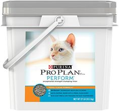 Purina Pro Plan Perform Clumping Cat Litter >>> New and awesome cat product awaits you, Read it now  : Cat litter