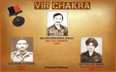Fought valiantly till the last manlast round and set a glowing example of courage bravery & devotion to duty.Awarded #http://VirChakrapic.twitter.com/HWIXRkyfkH #IndianArmy #Army
