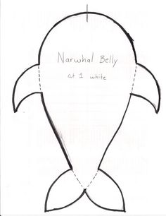 A pod of plushie narwhals! - pattern/instructions on page 3!! - TOYS, DOLLS AND PLAYTHINGS